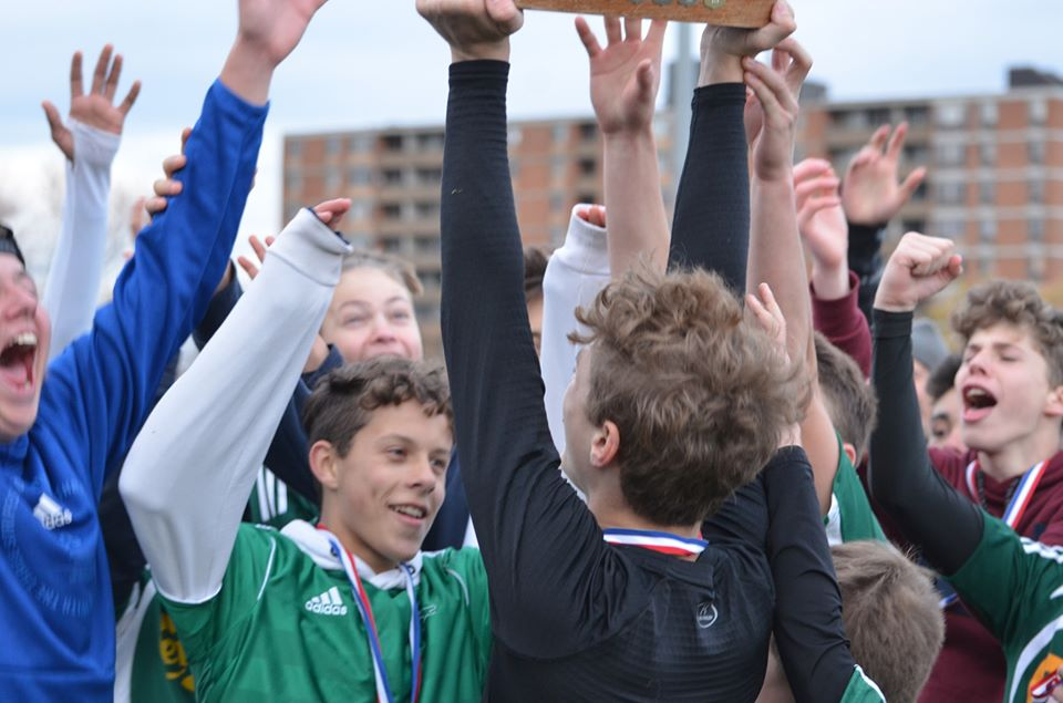 1Junior Soccer BQ Trophy 1
