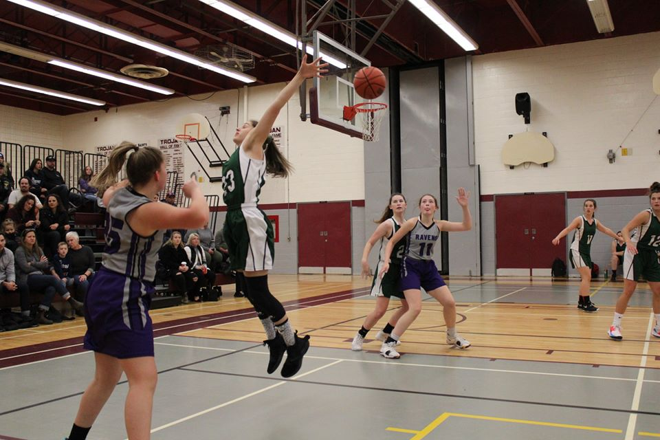 Junior Girls Bball 2019 1