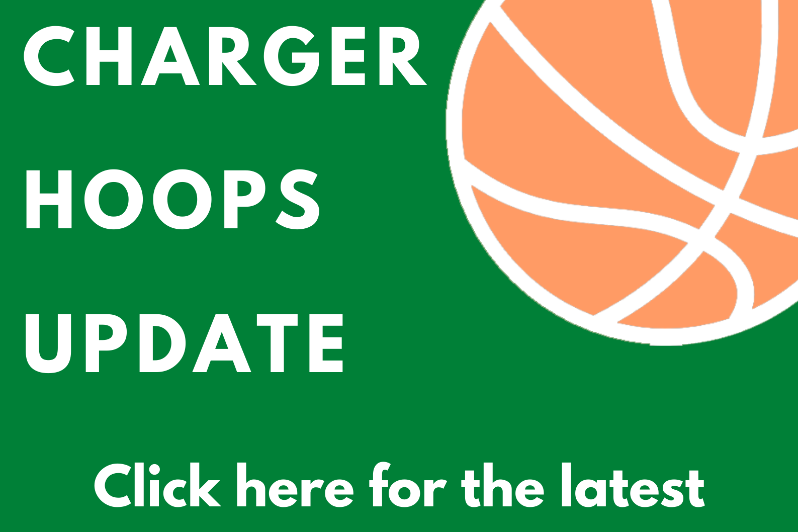 Charger Hoops COVID Update Tile