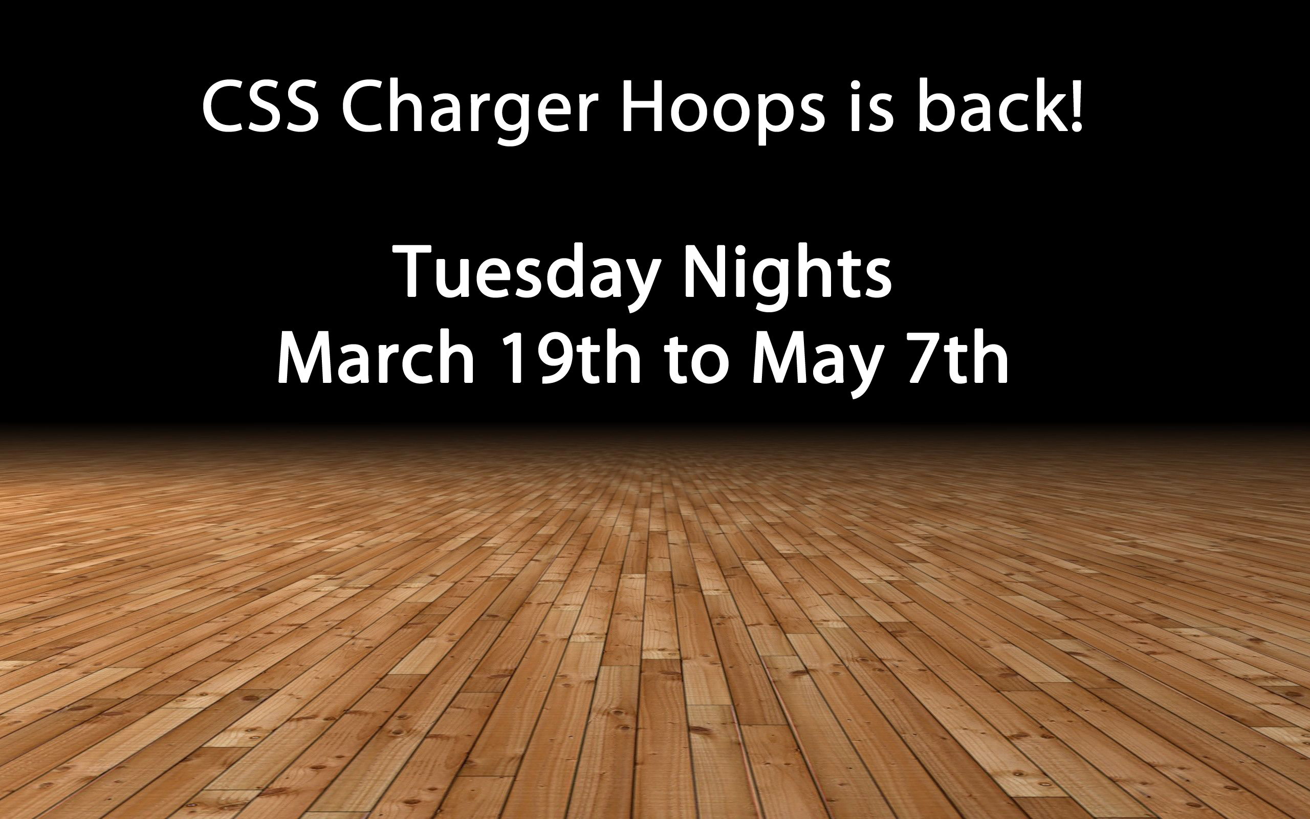 Charger Hoops is Back