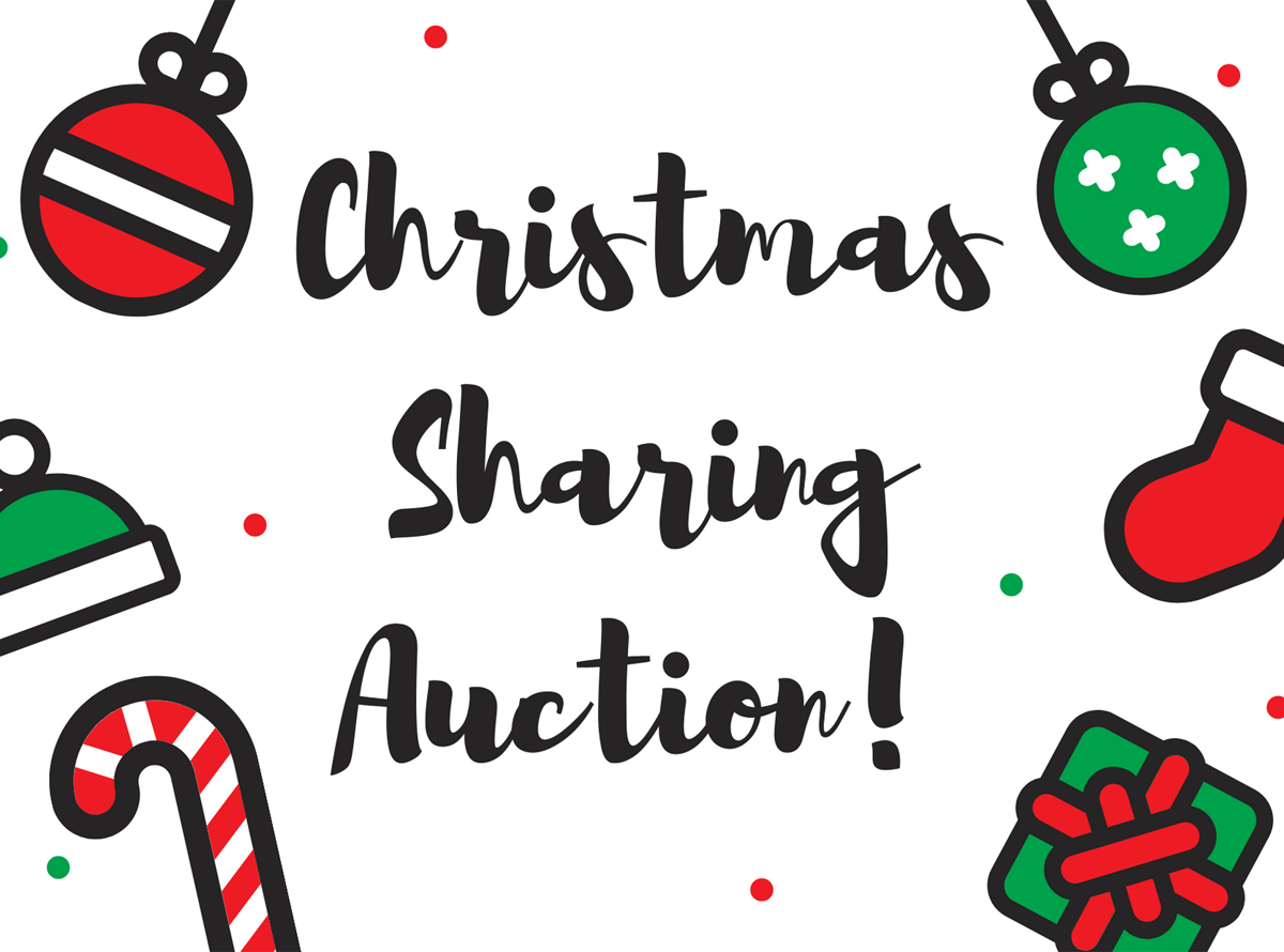 Christmas Sharing Auction 2019