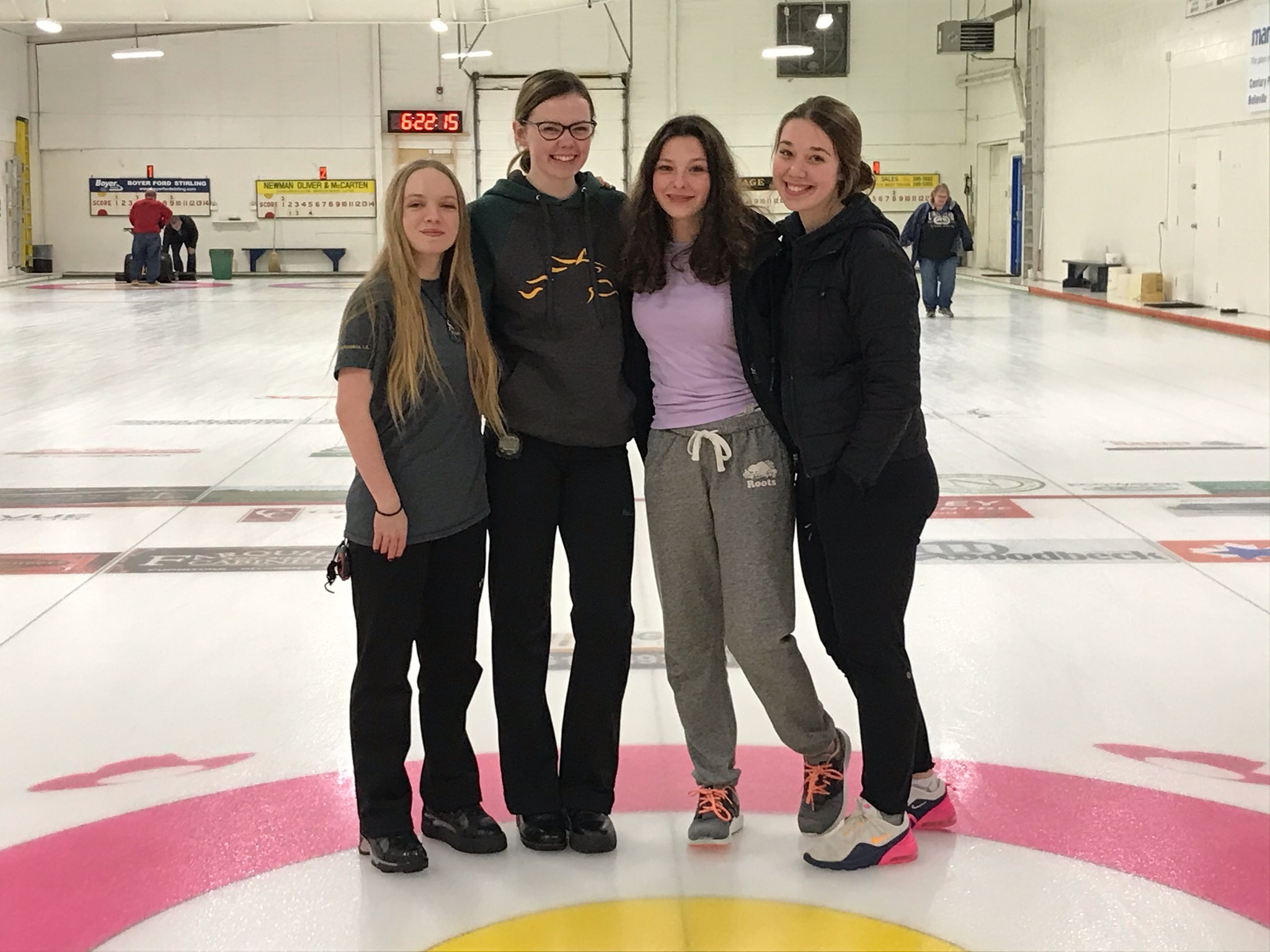 Competitive Curling 2019 2020