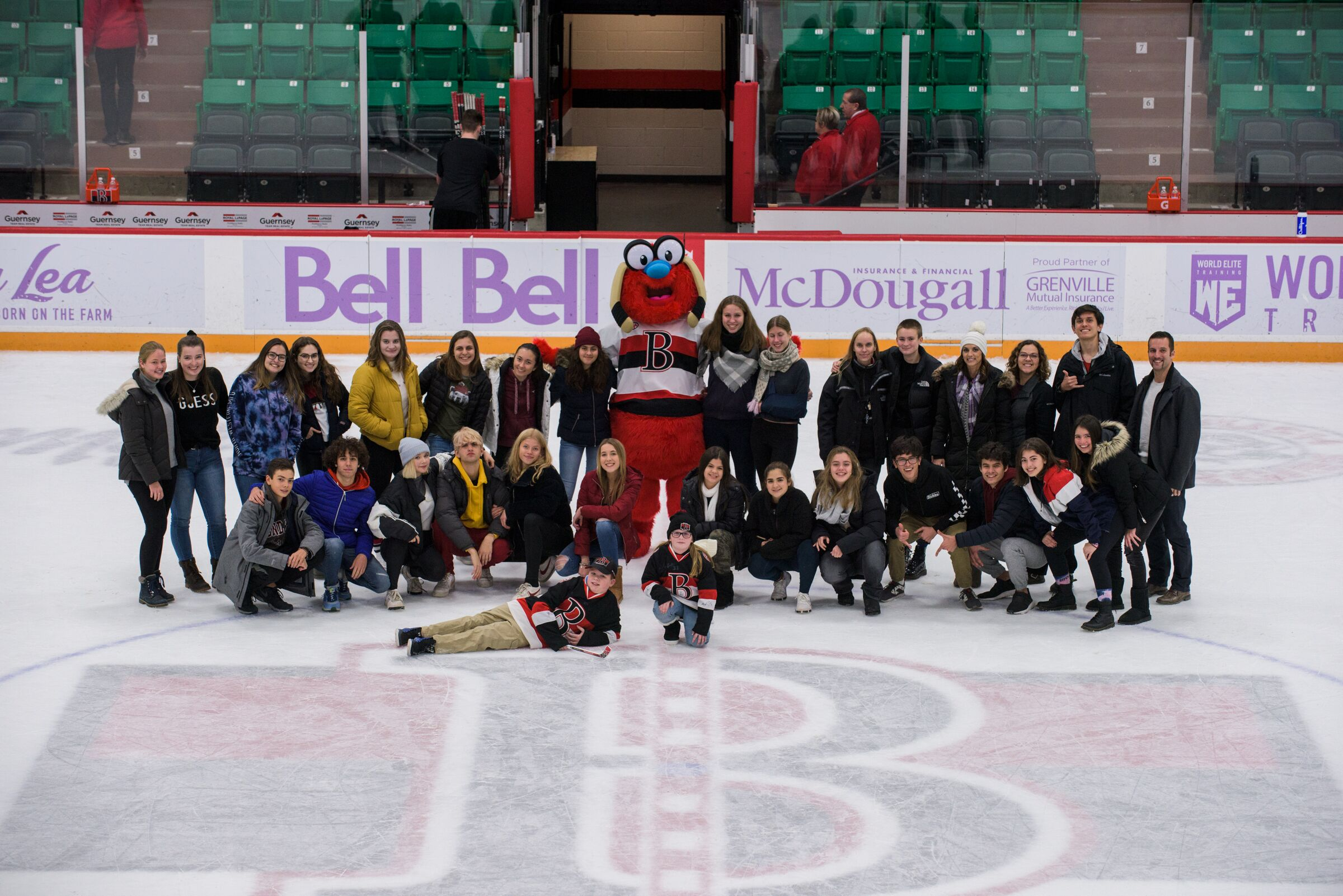 ISP BSENS Hockey Game 2019