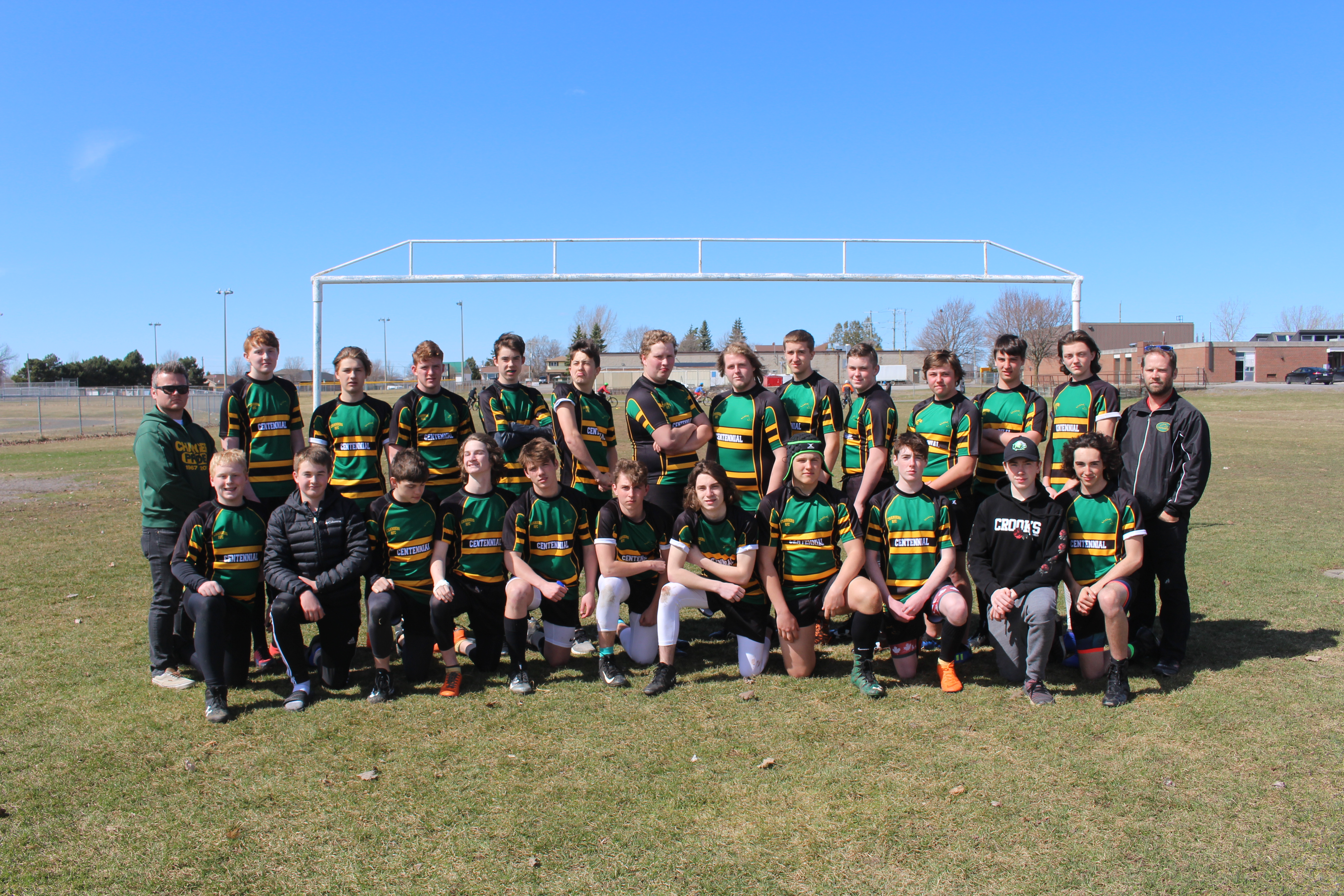 Junior Boys Rugby 2019