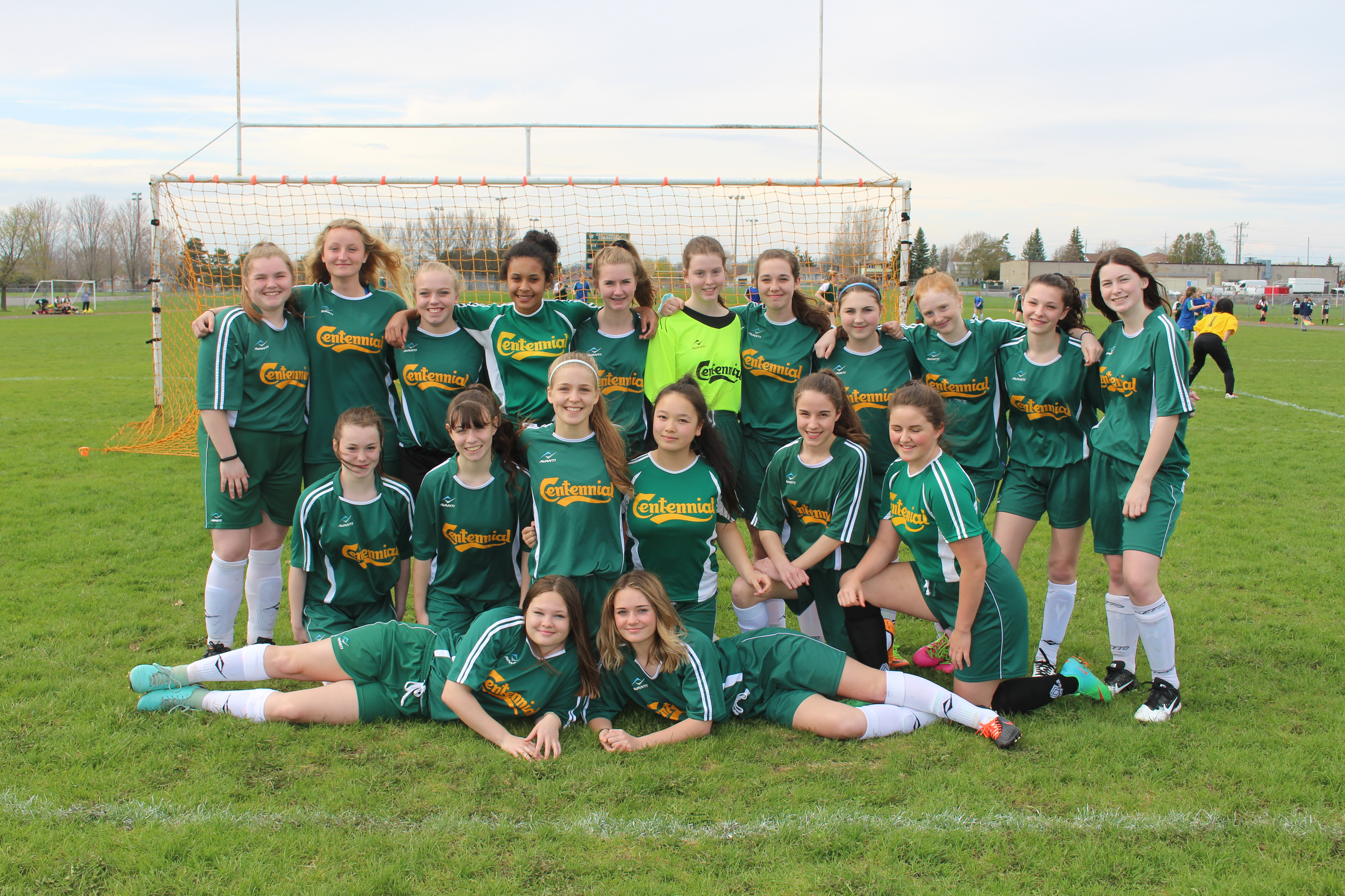 Junior Girls Soccer 2019