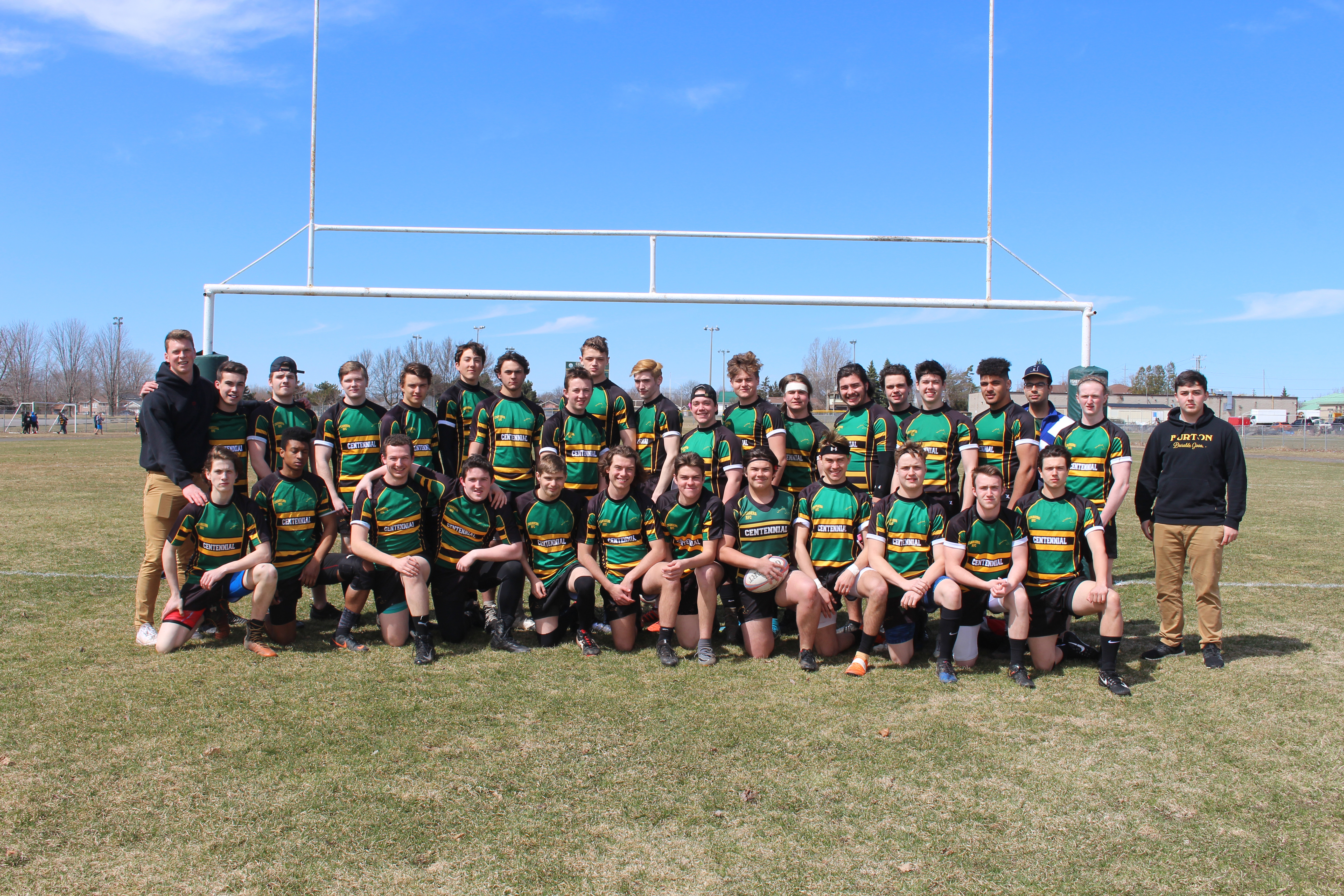 Senior Boys Rugby 2019
