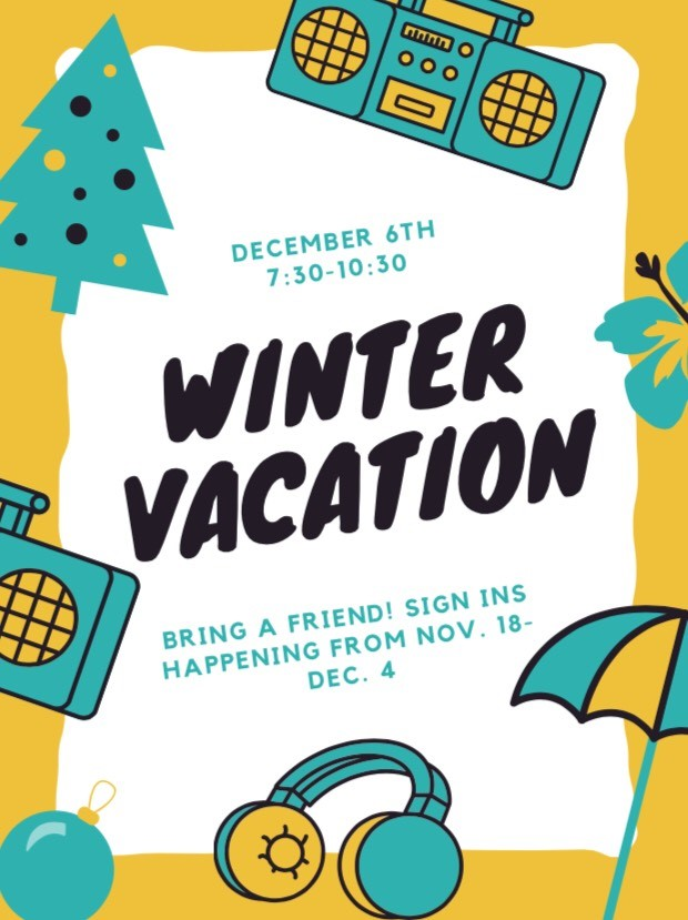 Winter Vacation Dance