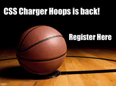 Charger Hoops