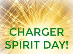 Charger Spirit Day