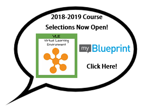 Course Selections Open Now!