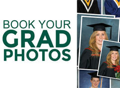 Book Your Grad Photos!