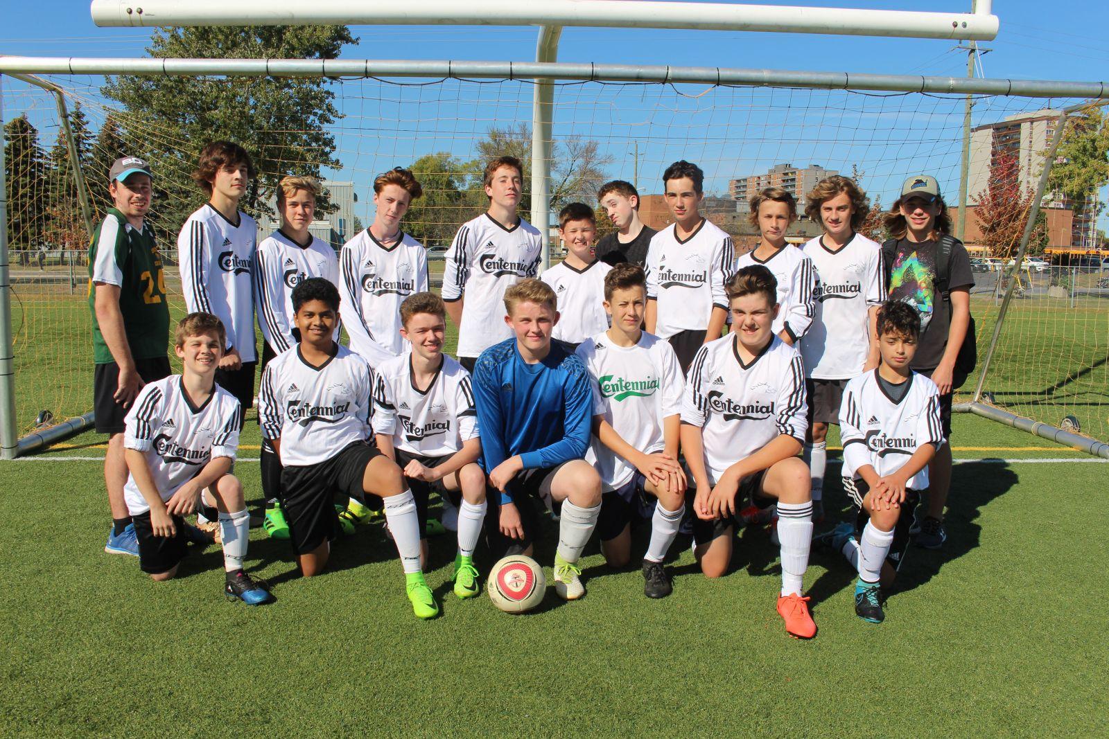 jr boys soccer