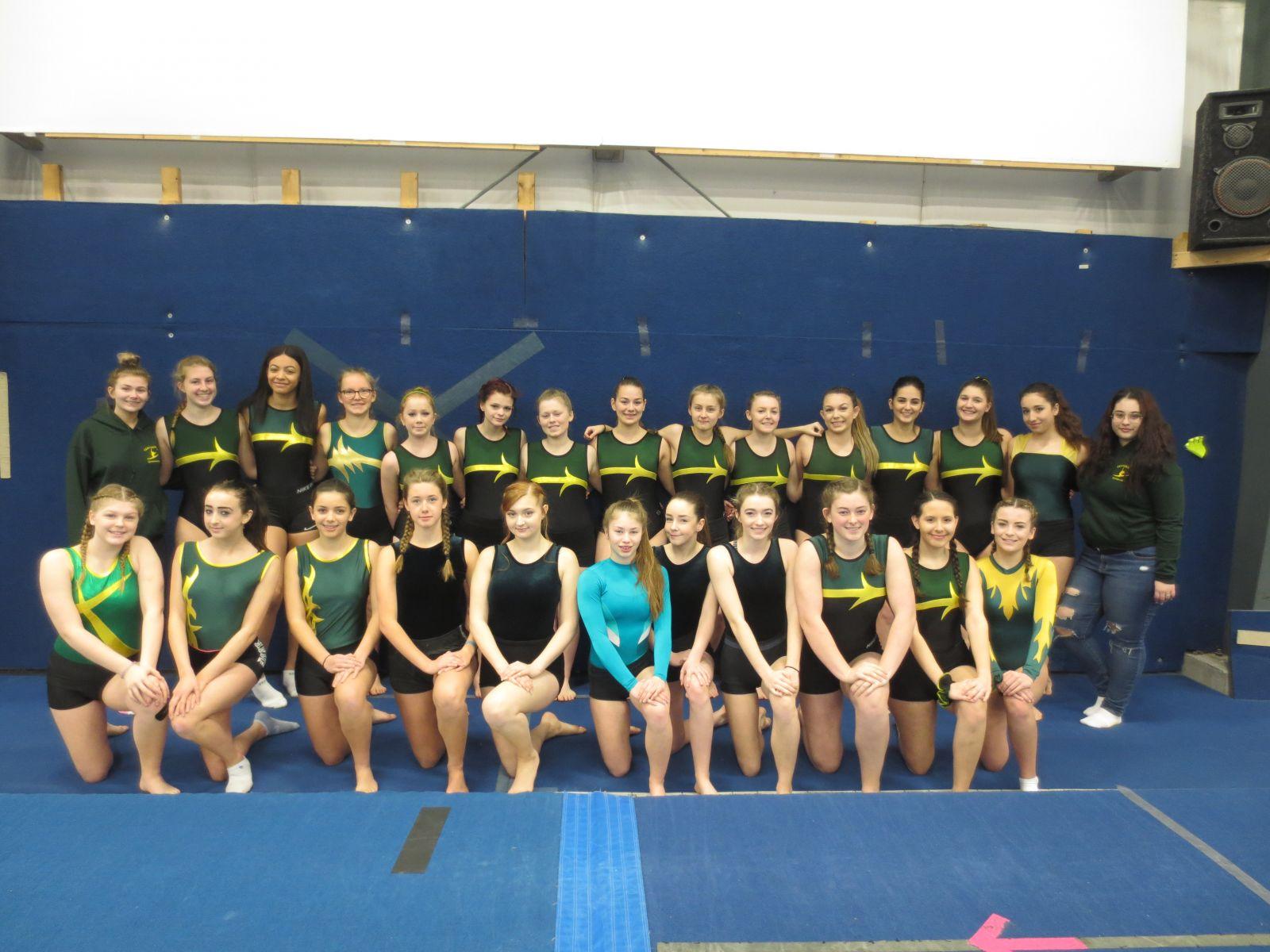 gym team 18