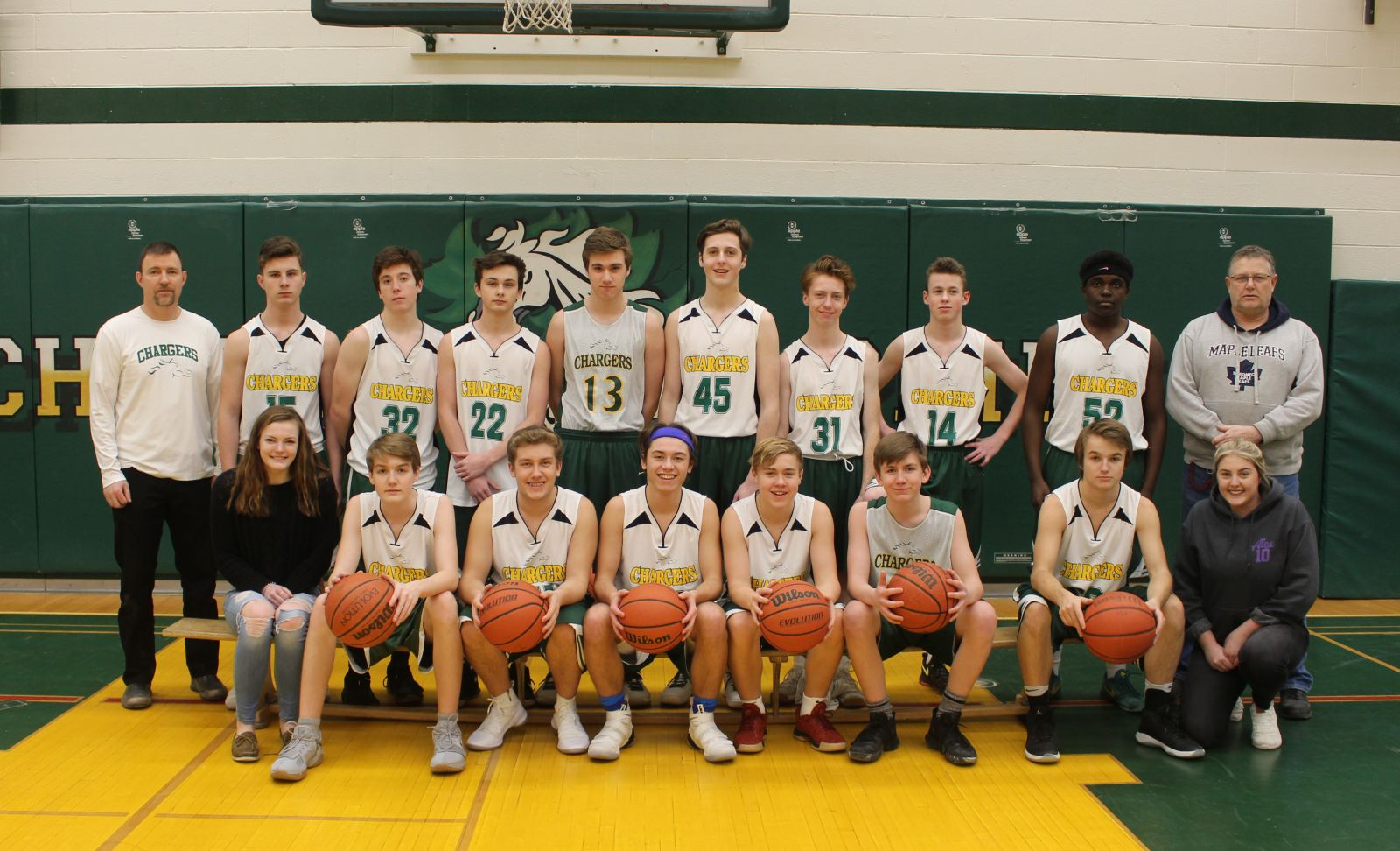 Junior Boys Basketball