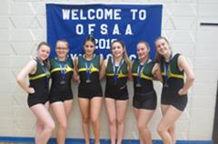 Sport Aerobics OFSAA Gold