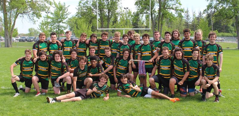 Sr Boys BQ Rugby Champions