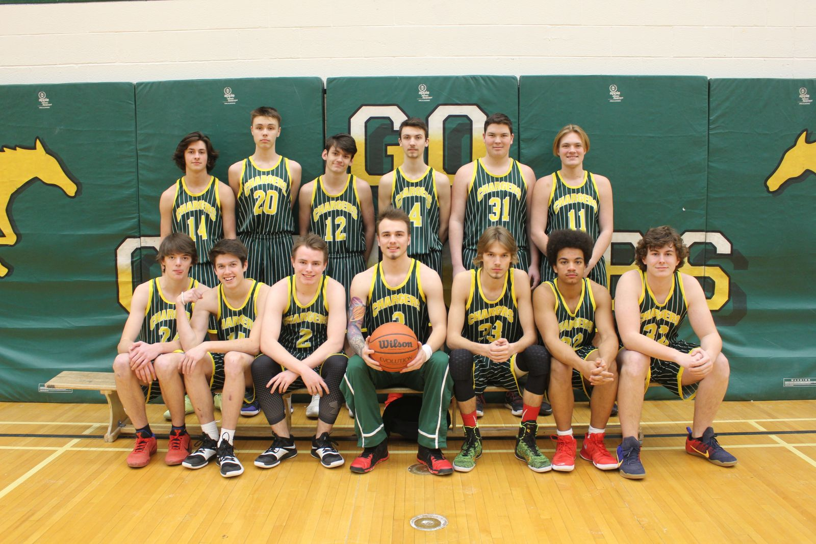Senior Boys Basketball