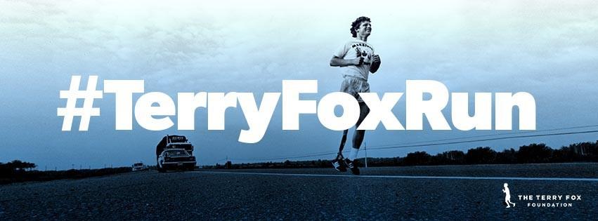 Terry Fox Banner