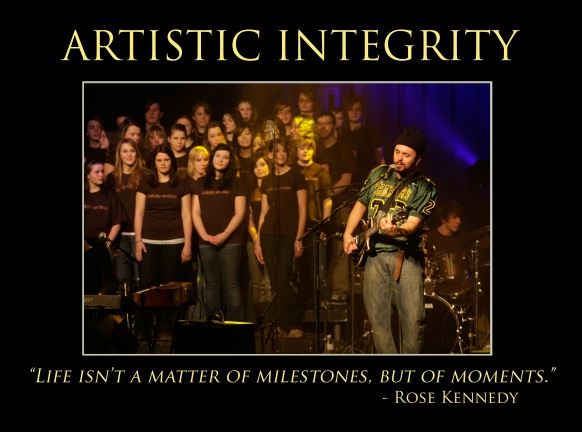 Artisitic Integrity
