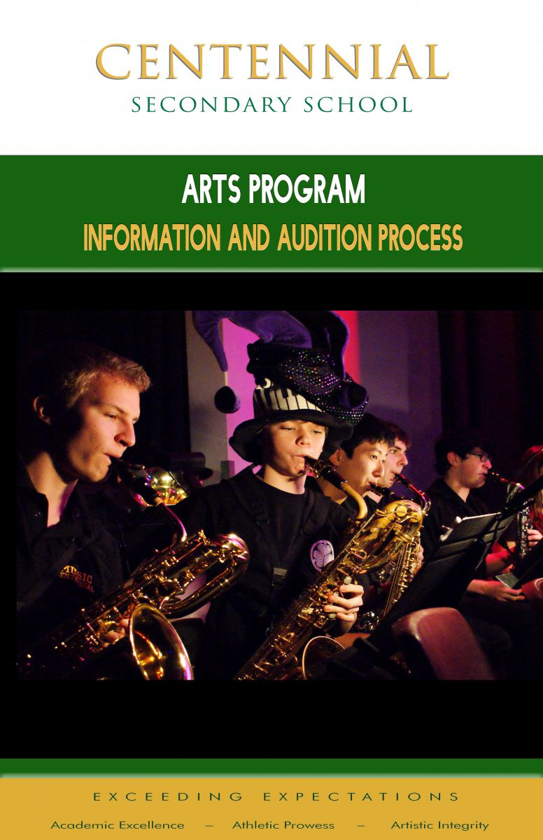 arts program cover 14