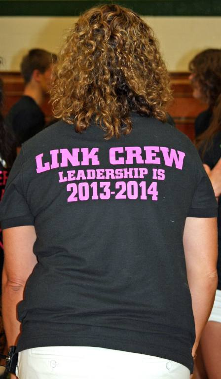 Link Crew 2013-2014