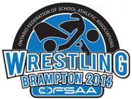 OFSAA wrestling