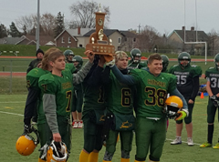 COSSA Football Champs 1 Tile