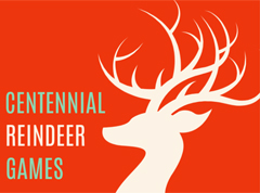Reindeer Games Tile