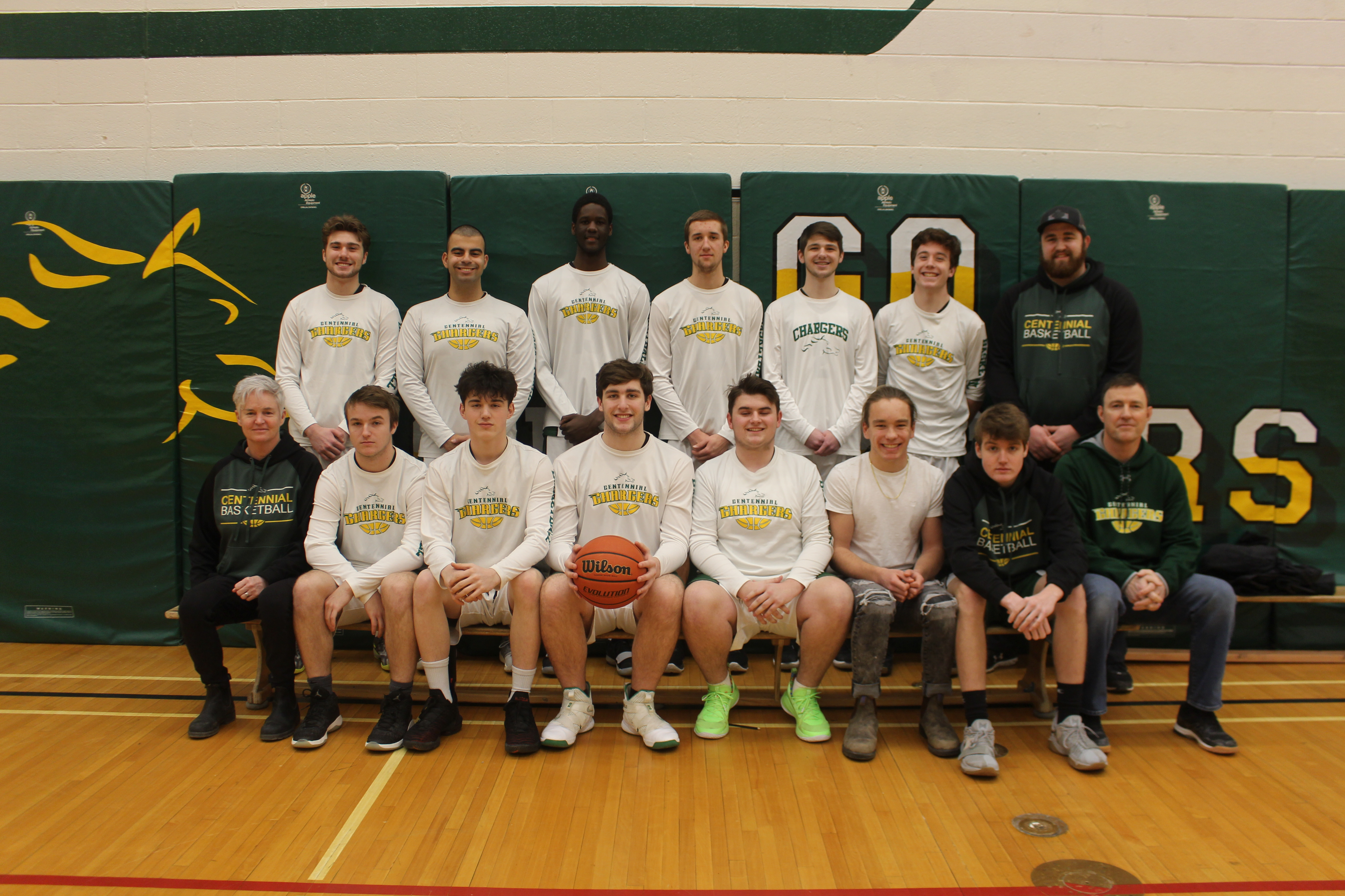 Senior Boys Basketball 2019 2020
