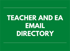 Teacher EA Email List Tile
